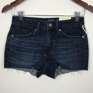 """NEW Target High-Rise Shortie Shorts 00 2.5"""" Inseam"""